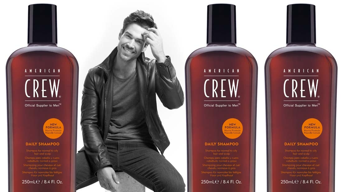 American Crew - Power Cleanser Style Remover - Shampoo - Prohair