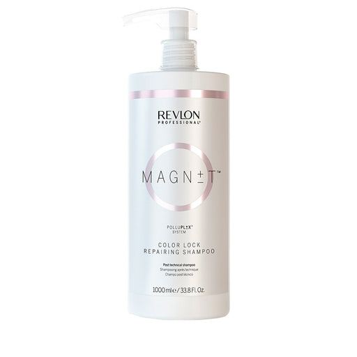 Revlon Professional Magnet Color Lock Repairing Shampoo 1000ml - Beauty - Prohair