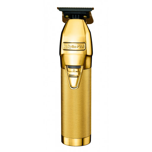 BaBylissPRO - GoldFx - Outlining Trimmer Skeleton - Hair Trimmer - Gold - Prohair