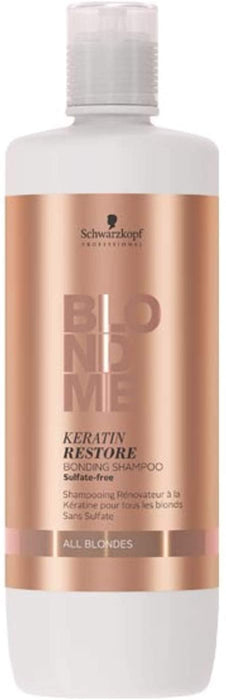 Schwarzkopf - BlondMe - Keratin Restore Bonding Shampoo for All Blondes