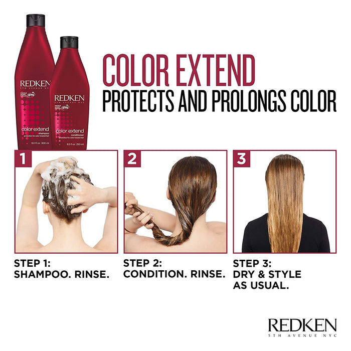 Redken - Color Extend - Shampoo and Conditioner | Duo |