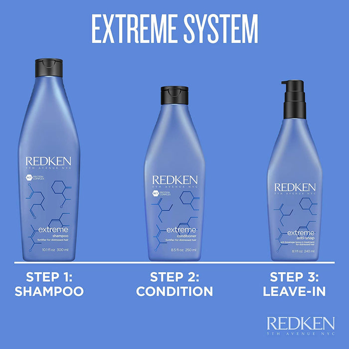 Redken - Extreme RCT - Shampoo and Conditioner | Duo |