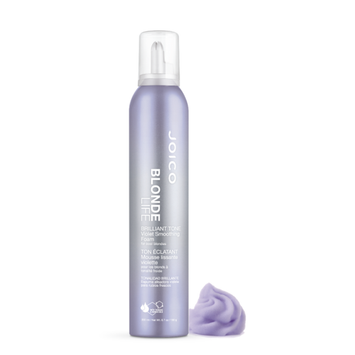 Joico - Blonde Life Violet - Brilliant Tone Smoothing Foam - Beauty - Prohair