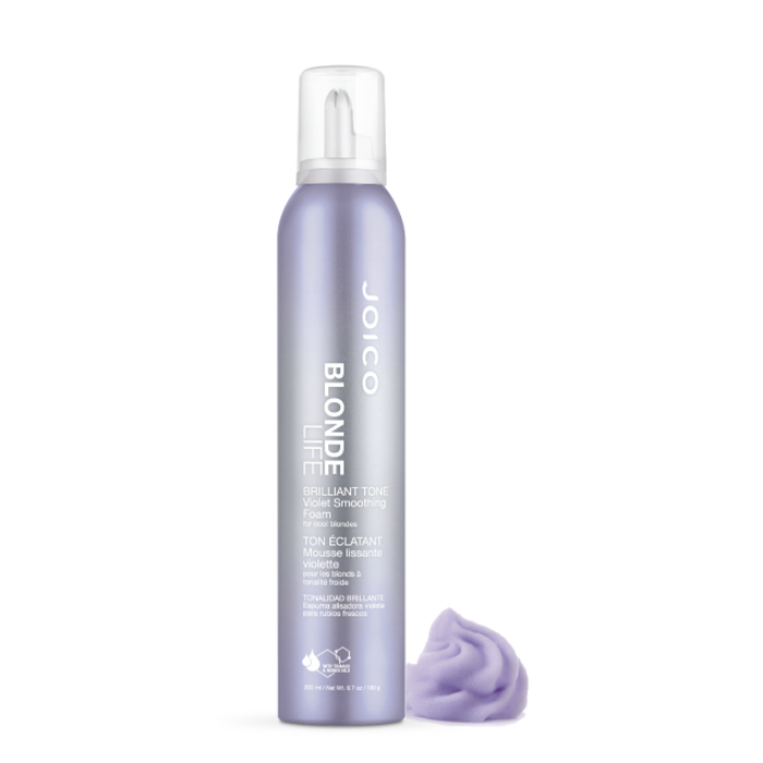Joico - Blonde Life Violet - Brilliant Tone Smoothing Foam