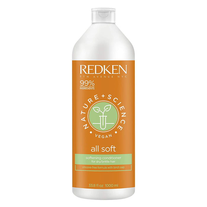 Redken - All Soft Nature - Conditioner