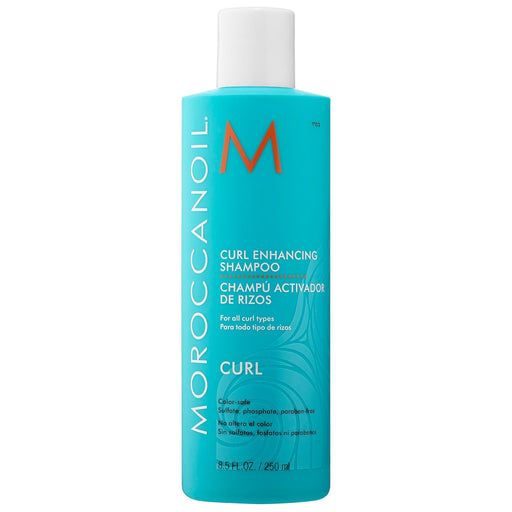 Moroccanoil - Curl Enhancing Shampoo - Prestige Beauty - 8.5oz / 250 ml - Prohair