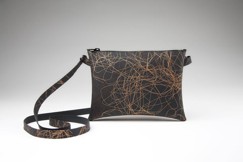 Luisa Cevese Riedizioni pocket with strap