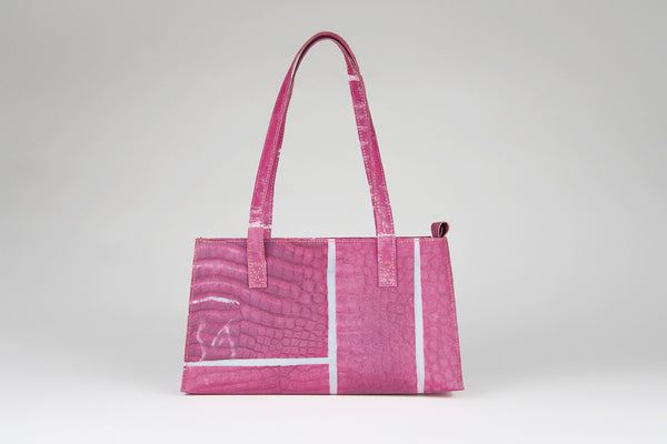 Luisa Cevese Riedizioni zipped sharp bag