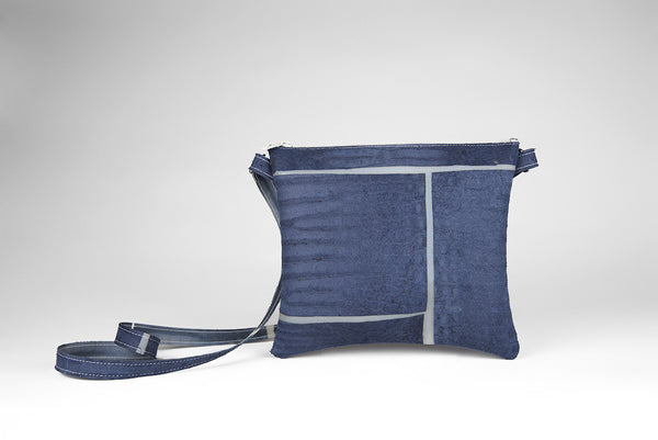 Luisa Cevese Riedizioni pocket with zip and strap