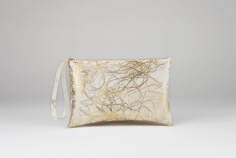 Luisa Cevese Riedizioni rectangular pocket with strap