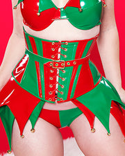Holly Elf Costume