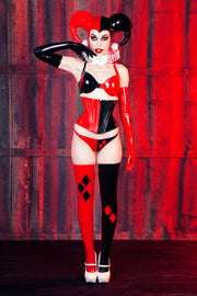 Harley Quinn stockings