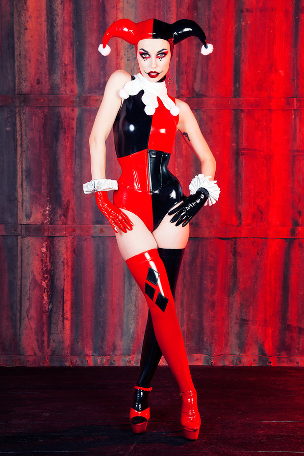 Harley Quinn Sleeveless Jumpsuit