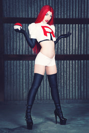 Team Rocket Jessie Costume
