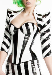 Beetlejuice shrug