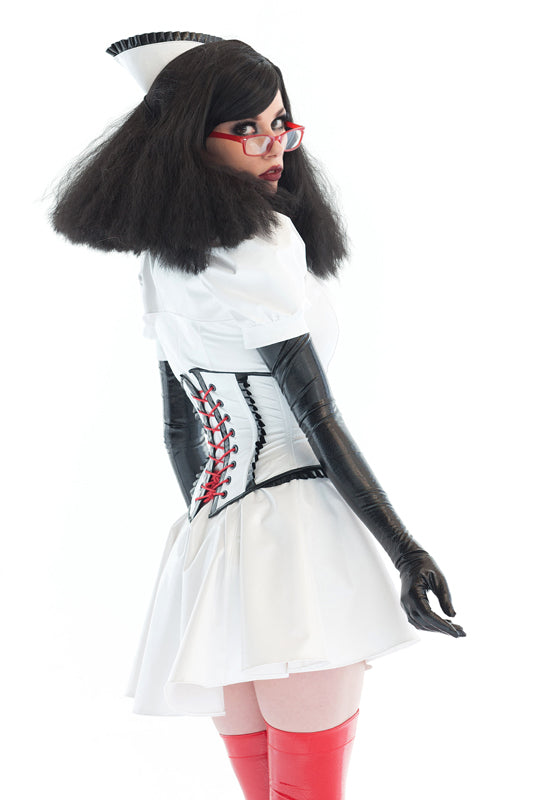 Short sleeve Gothic Lolita Shrug