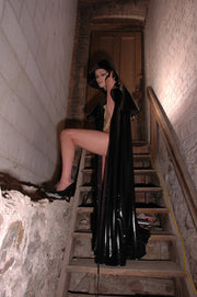PVC Hooded Cape