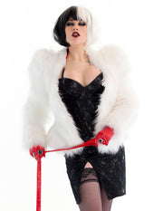 Artifice Victorian Fur Jacket