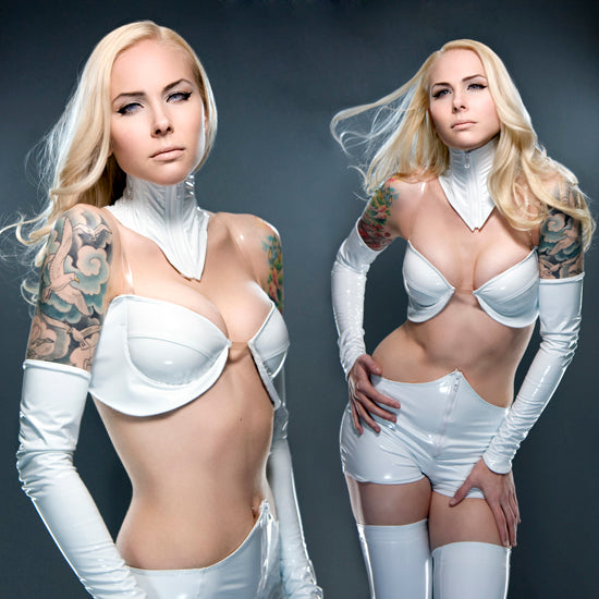 Artifice Products Pvc Emma Frost Costume Artifice Clothing