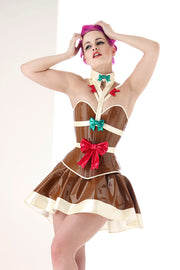 Gingerbread Woman costume