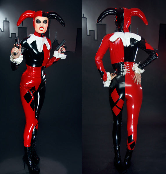 Harley Hood (older style with larger white collar)