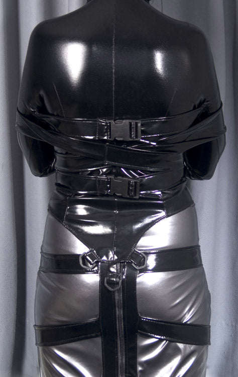 Hooded Cyber Straitjacket