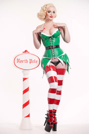 PVC Elf Costume (overbust corset version)