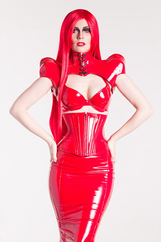 Monarch PVC shrug