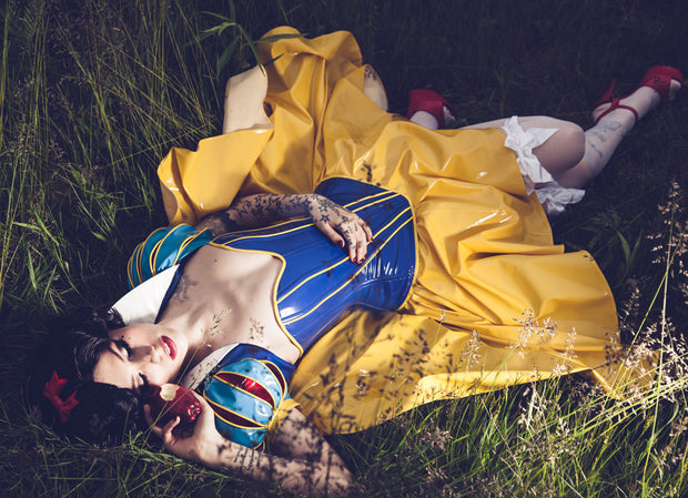 PVC Snow White Costume