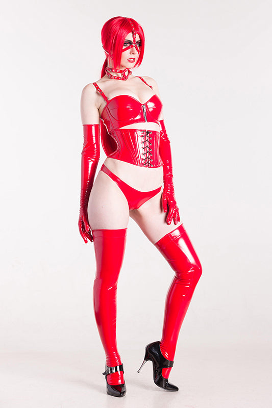 PVC Face Harness