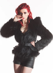 Artifice Fur Jacket