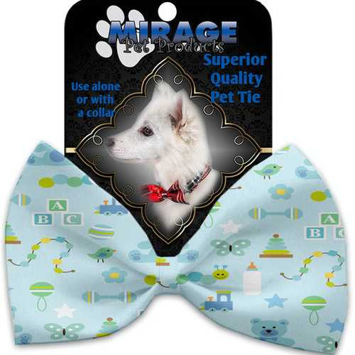 Little Boy Blue Pet Bow Tie
