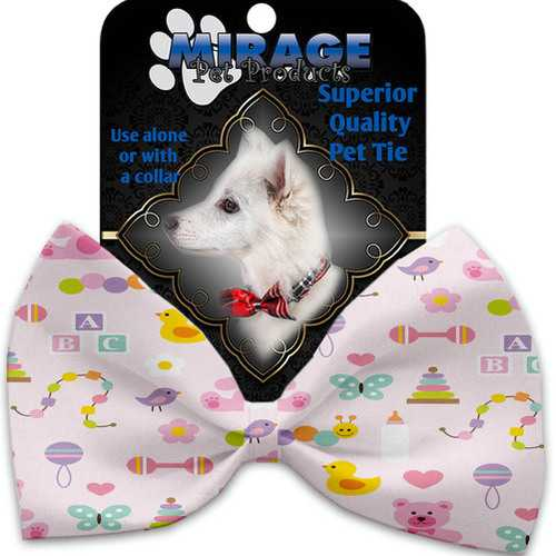 Baby Girl Pet Bow Tie