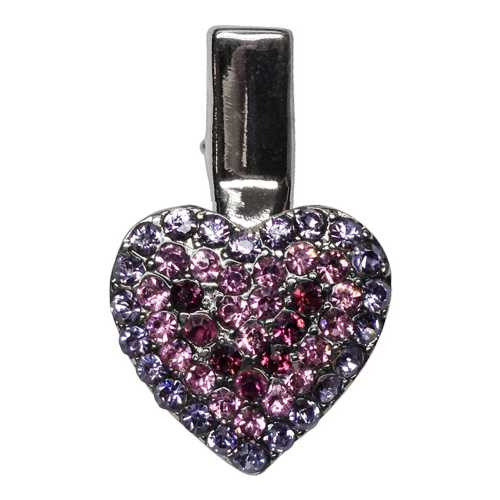Heart Clip Purple