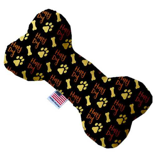 Happy Dog 8 inch Bone Dog Toy