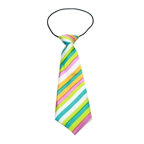 Big Dog Neck Tie Funky Stripes