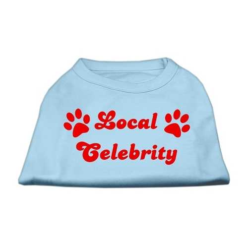 Local Celebrity Screen Print Shirts Baby Blue Med (12)