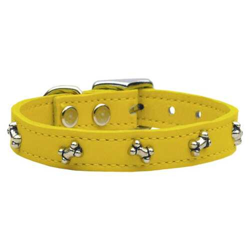 Bone Leather Yellow 16