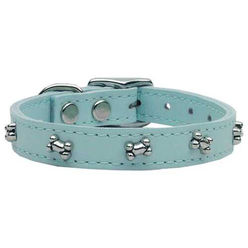 Bone Leather Baby Blue 18