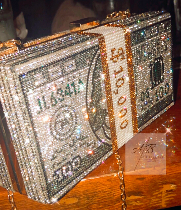 Bling Money bag