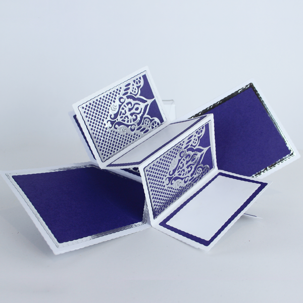 Fold and Pop Cards