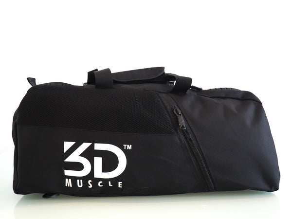 LARGE GYM BAG BLACK