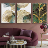 Brazilian Gold Canvas Collection