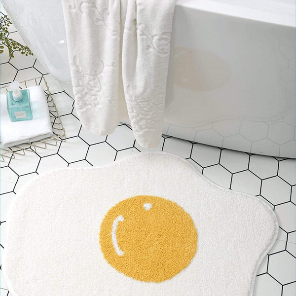 Egg Bathroom Rug
