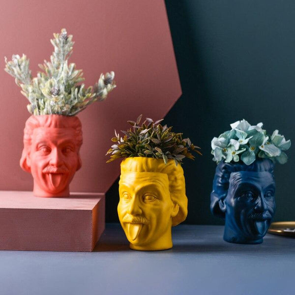 Einstein Planter