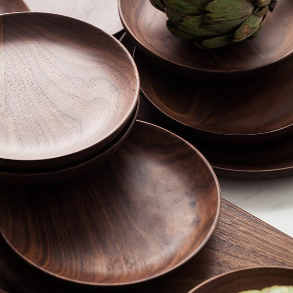 Black Walnut Plates