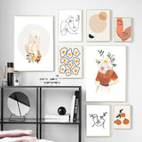 Chic Dream Abstract Canvas Collection
