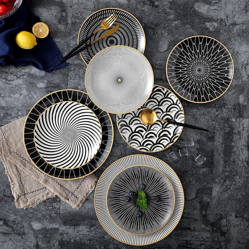 Avicenna Spiral Plate Collection