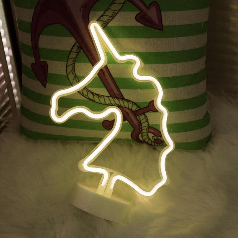 Unicorn LED Nightlight