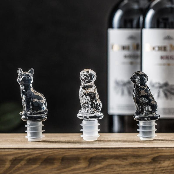 Animal Bottle Stopper